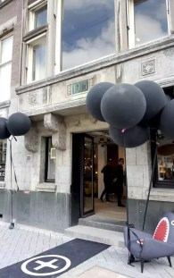 MADE Store Amsterdam außen