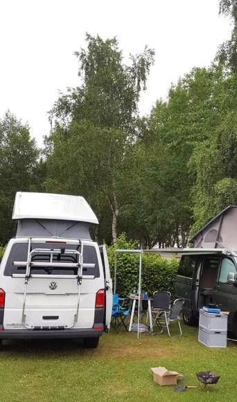 Stellplatz Campingplatz Empfehlung Berdorf
