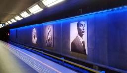 Brüssel mit Kind - Metro fahren