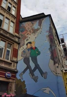 Streetart Brüssel II