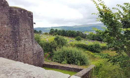 Blick vom Stirling Castle Schottland