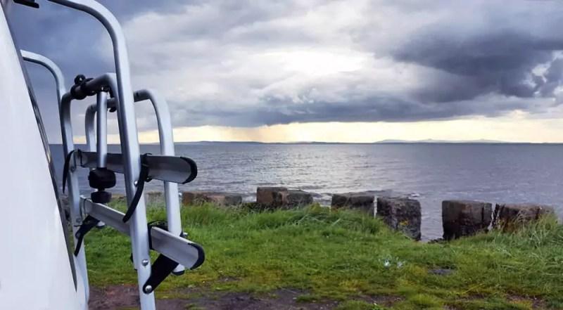 Roastrip mit dem VW-Bus durch Schottland