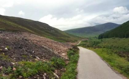 Roadtrip durch Schottland - Highlands auf dem Weg zu Loch Ness