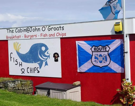 Fish n Chips John o Groats