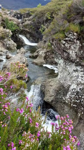 Fairy Pools mit Kindern