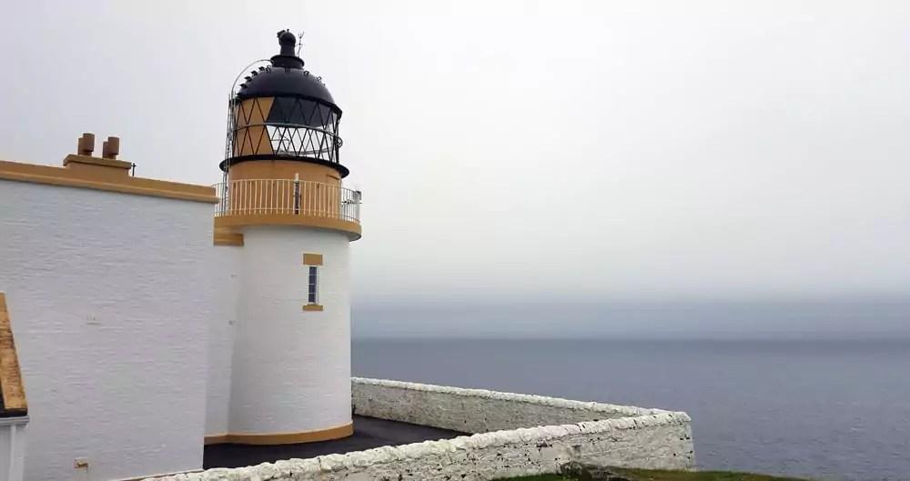 Stoer Lighthouse – Wandern und Übernachten am Leuchtturm