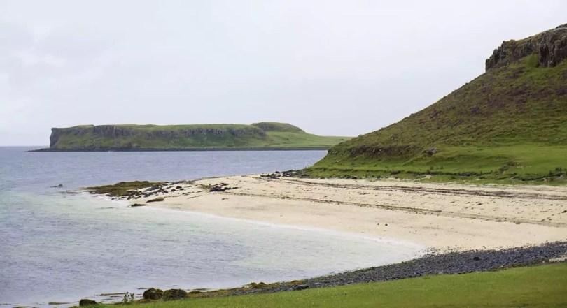 Wanderung zum Coral Beach auf der Isle of Skye (Schottland) - Tipps und Informationen