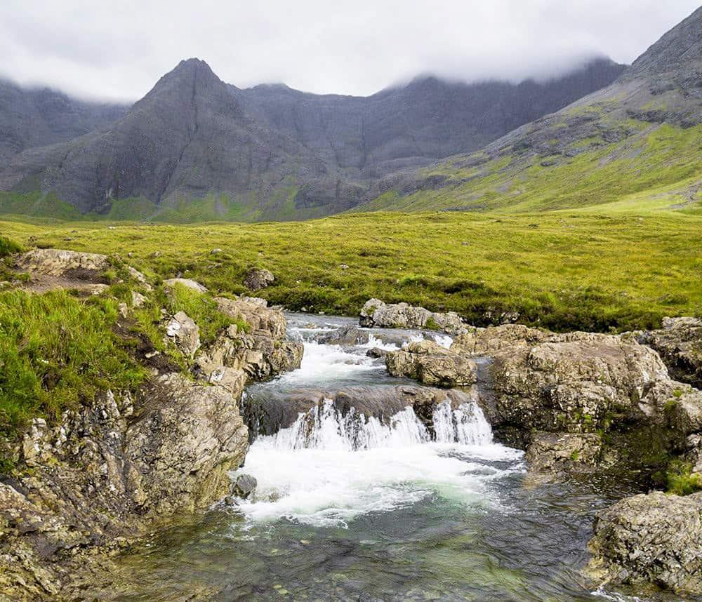 Tipps Isle of Skye Fairy Pools