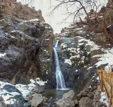 Tagesausflug von Marrakesch t´zu den Wasserfällen in Sets Fatma