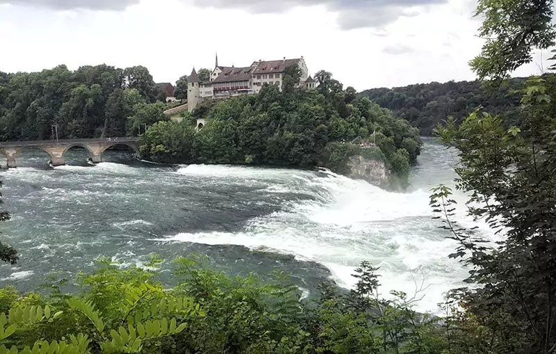 Rheinfall bei Schaffhausen – Tipps für deinen Besuch
