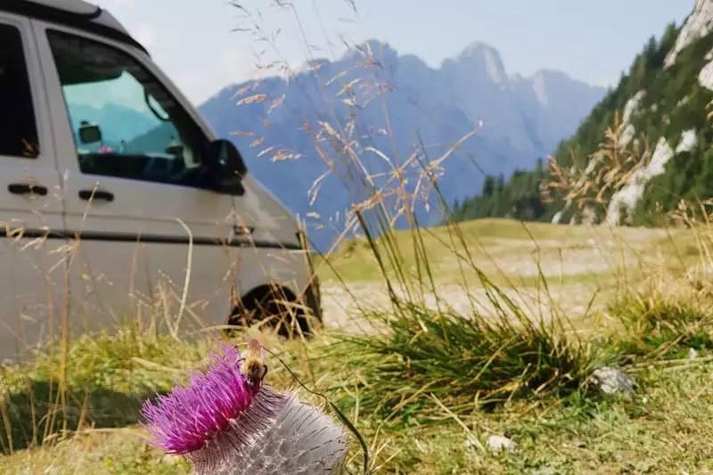 Unser Sommer-Roadtrip – Mit dem VW-Bus durch Slowenien, Kroatien und Bosnien & Herzegowina