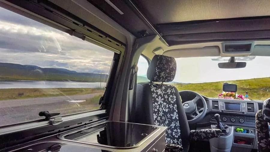 Autark reisen und leben im VW-Bus