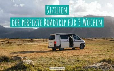 Sizilien Rundreise mit Kind – der perfekte Roadtrip für 3 Wochen