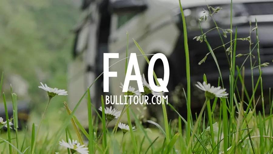 FAQ – Antworten auf die häufigsten Fragen