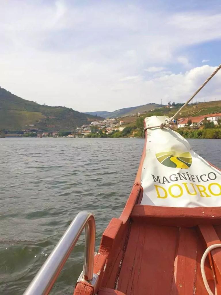 roadtrip douro-tal: Bootstour