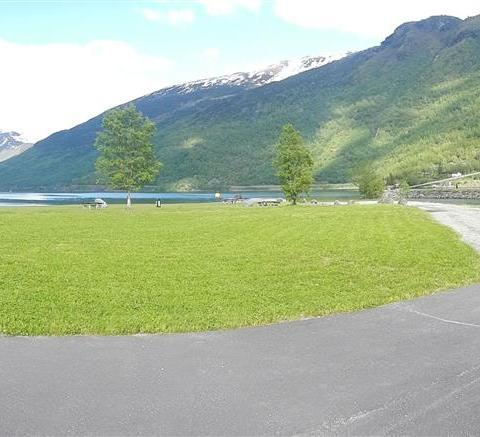 Panorama Aurlandsfjord
