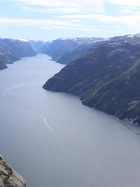 Lysefjord Panorama