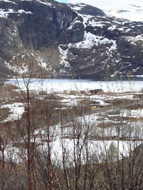 Schneelandschaft norway