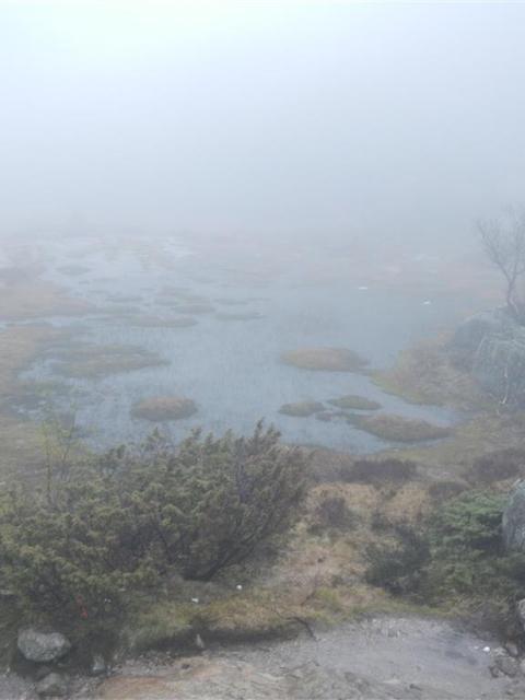 Seegebiet Norwegen