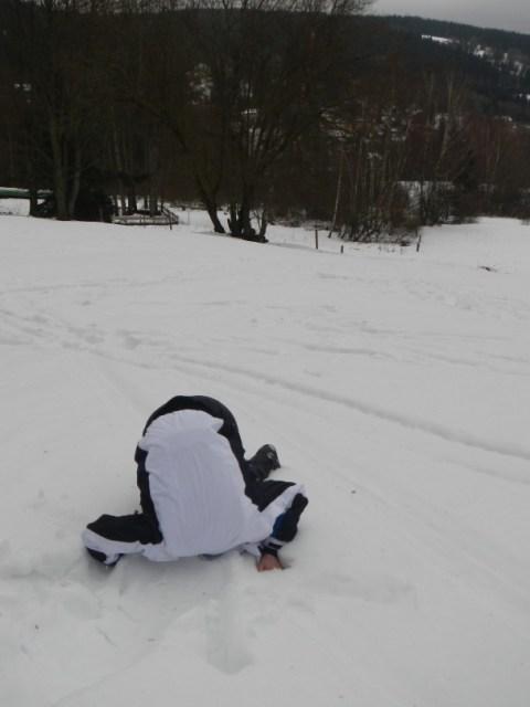 Sport im Schnee