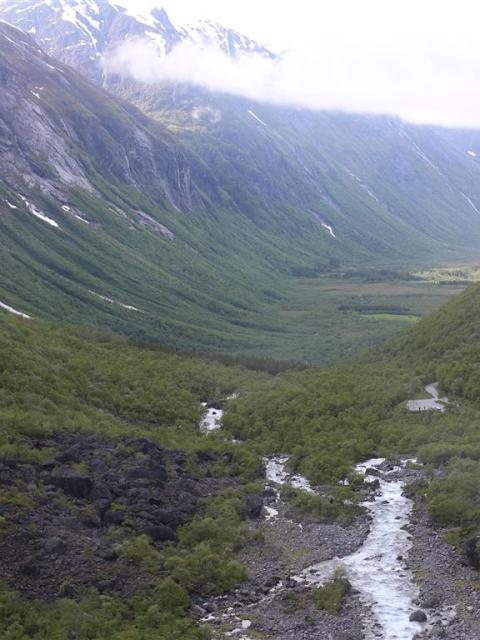 Way to Trollstigen