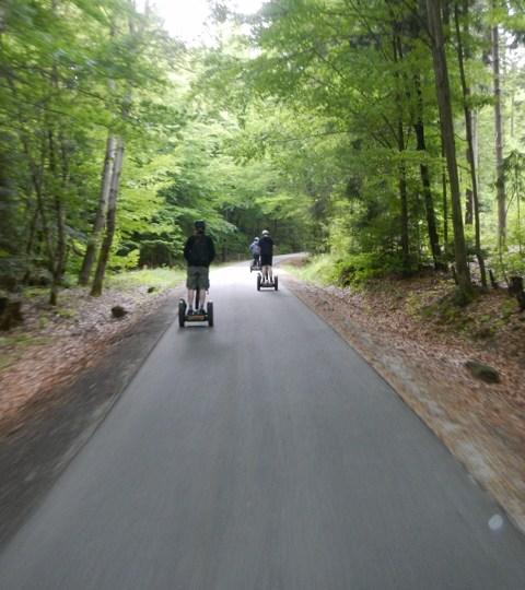 Segway Bodenmais Tour