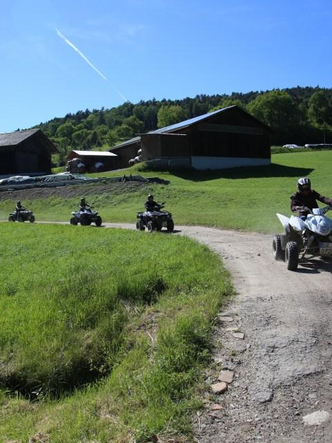 Quad Tour Straubing