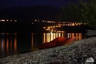 Abendstimmung am Caldonazzo See