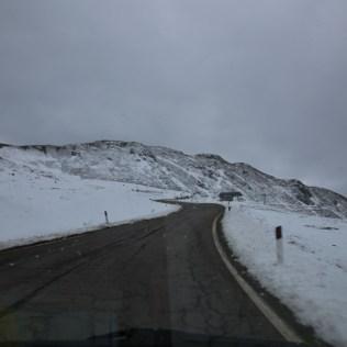Roadtrip jaufenpass