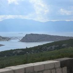 Landbrücke Krk