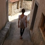 Stara Baska Kroatien