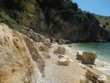 Traumhafte Bucht bei Stara Baska