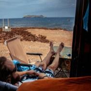 Insel Ile de la Giraglia