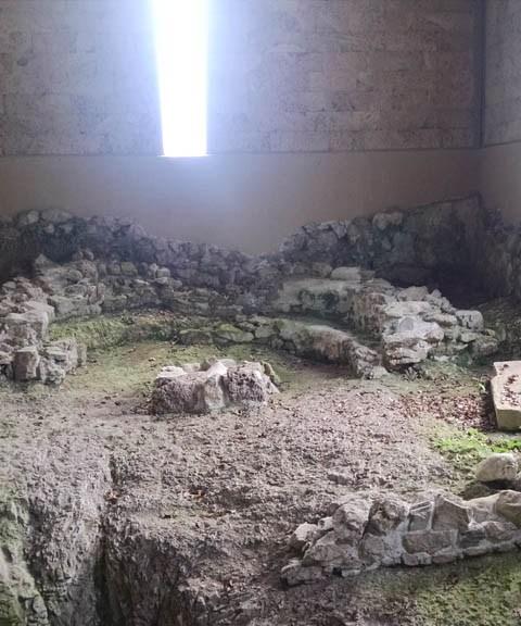 Alte Kirche uralte Siedlung