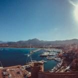 Aussicht Zitadelle Calvi