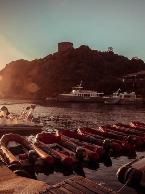 Hafen von Porto