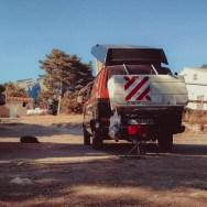 Campingplatz bei Evisa