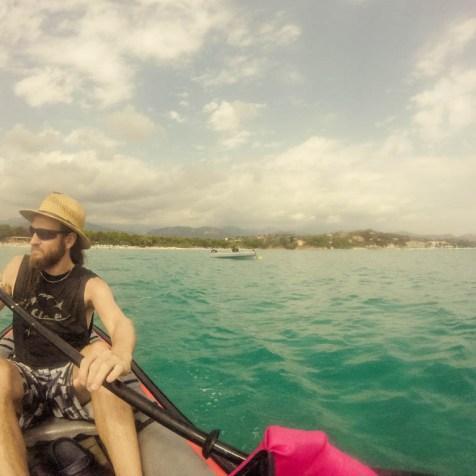 Seekajak Tour auf Korsika