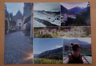 Cewe Postkarten App