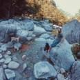 Badegumpen auf Korsika