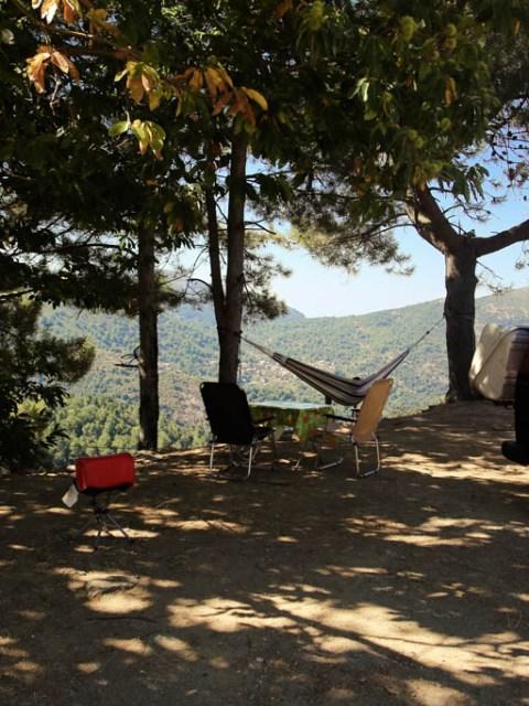 Campingplatz Tipp Korsika