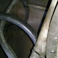 Ölleitungen vom Ölkühler