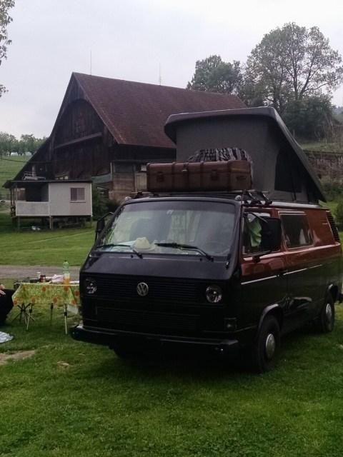Camping auf dem Erlebnisbauernhof Gerbe