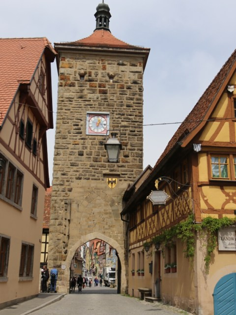 Stadttor Rothenburg