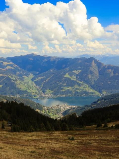 Panorama Zellner See