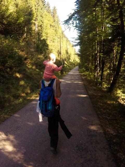 Wandern mit Kind Tipps