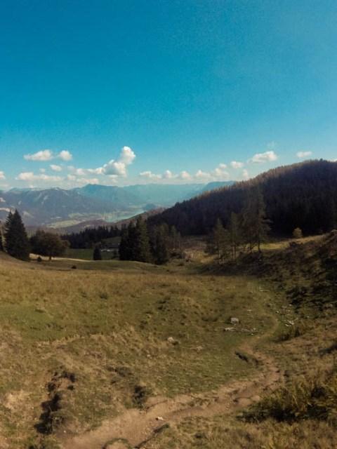 Wanderung auf dem Zwölferhorn