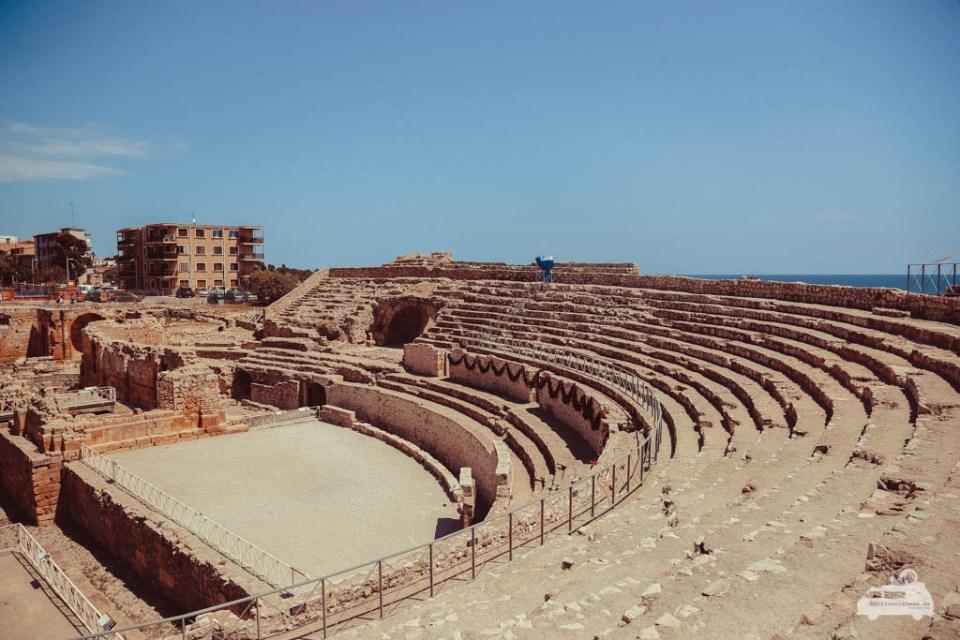 Amphitheater am Meer Tarragona (2)