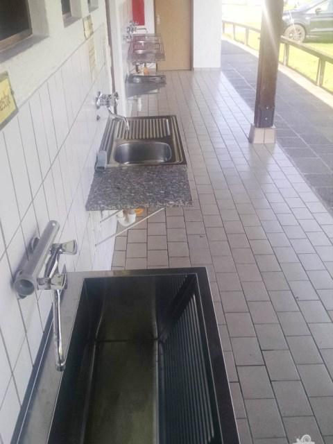 Sind die Sanitäranlagen auf dem Primus Camping am Wolfgangsee sauber?