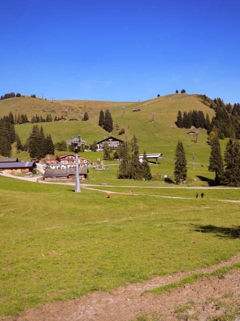 Almenwelt Lofer - Wandern im Sommer im Salzburger Saalachtal